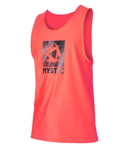 Mystic Star Quick Dry Loosefit Tanktop Coral 2015 (Medium)