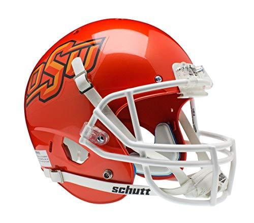 (Schutt NCAA Oklahoma State Cowboys Replica XP Football Helmet, Alt. 7)