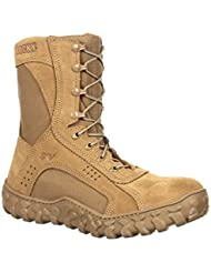 Rocky 8 Unisex S2V Steel Toe Tactical Military Boot-RKC053