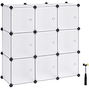 grid wire modular shelving and storage cubes kitchen dining. Black Bedroom Furniture Sets. Home Design Ideas