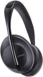Bose Noise Cancelling Headphones 700 — Wireless, Bluetooth,Over Ear Headphones with Built-In Microphone for Clear Calls & Voice Control, Black