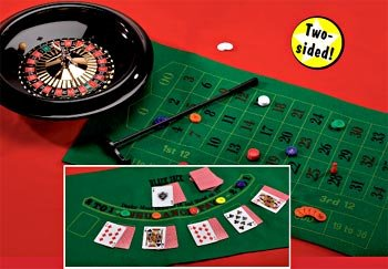 Roulette Wheel Set
