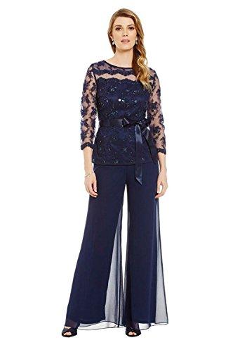 A Blue Dark Vestito Ad Dressvip Linea Donna xqwnPq0Hp