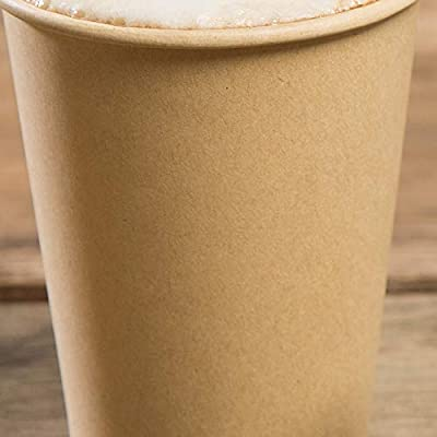 BIOZOYG Taza Bio degradable Desechables I Tazas Desechables Tazas ...