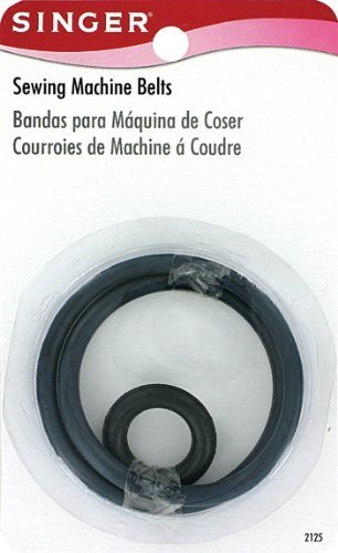 SINGER Sewing Machine Belt and Bobbin Winder Ring
