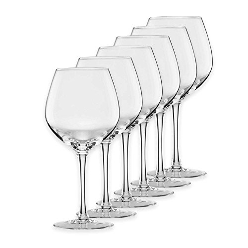 - Lenox® Tuscany Classics® 24 oz. Red Wine Glasses (Buy 4, Get 6), Durable and Stylish Design