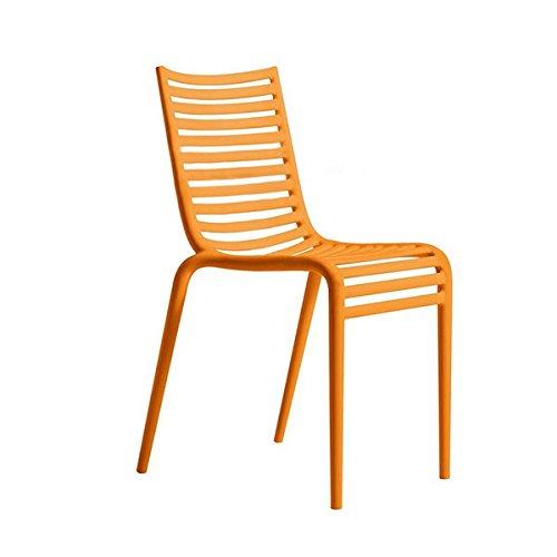 Driade PIP-e - Color: Polipropileno Naranja Pantone 1365U ...