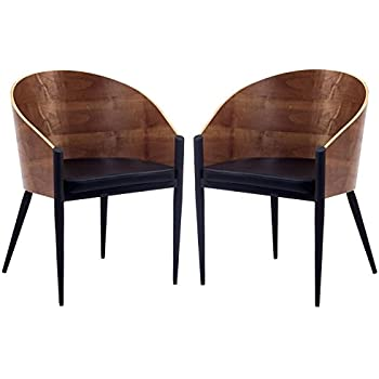 Modway Philippe Starck Style Pratfall Chair Set of 2Amazon com   Modway Philippe Starck Style Pratfall Chair with  . Phillip Stark Chairs. Home Design Ideas