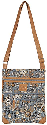 Stone Mountain Crossbody Handbags - 5