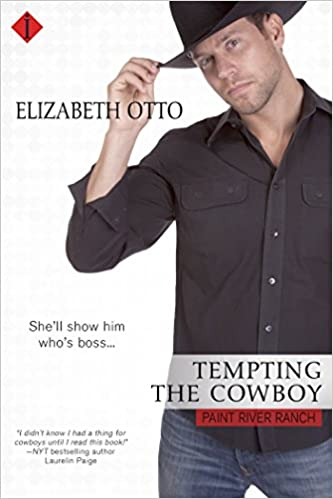 Tempting the Cowboy (Paint River Ranch Book 1)