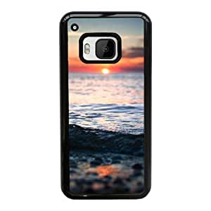 Good Quality Phone Case With HD Seascape Images On The Back , Perfectly Fit To HTC One M9