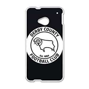Derby county logo Phone Case for HTC One M7