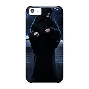 Iphone Case - Tpu Case Protective For Iphone 5c- Star Wars Force Unleashed 2 Game