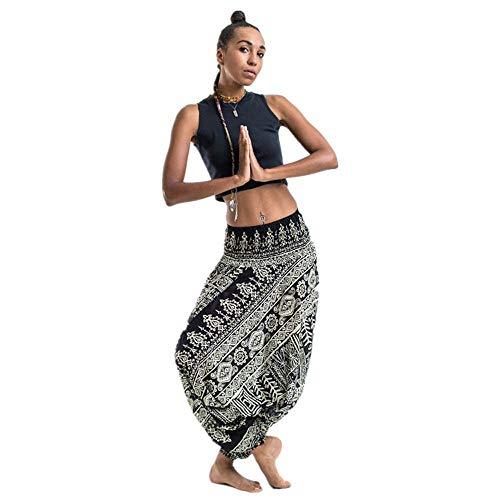 Xl Comodi Yoga Harem Due Allentati Uomini Pantaloni Donne E Scoskt Di Indossando Larghi ZqwRpnn7O