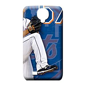samsung galaxy s4 phone cover skin Defender Abstact Perfect Design new york mets mlb baseball