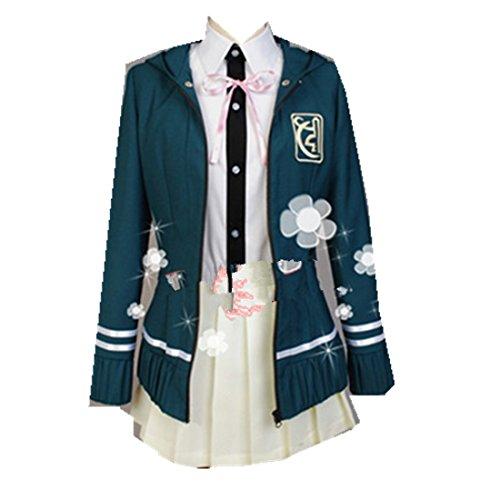 Danganronpa Dangan-Ronpa Chiaki Nanami Dress cosplay costume