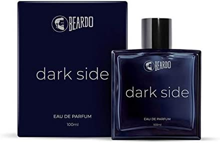 Beardo Dark Side Perfume For Men, 100 ml   EAU DE PARFUM   Premium Long Lasting Fragrance   Fresh & Moody