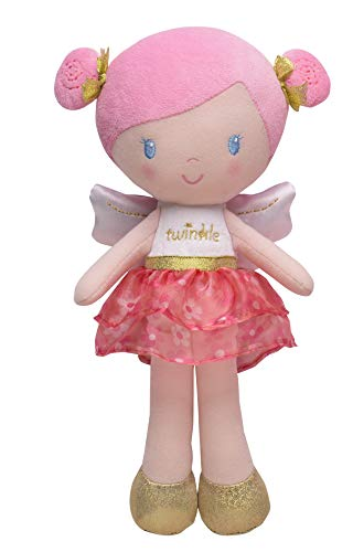 Baby Starters Sweet Sage Plush Fairy Doll