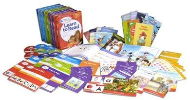 Hooked on Phonics Complete Learn-To-Read Kit : Pre-K Through 2nd Grade (LATEST VERSION 2013)