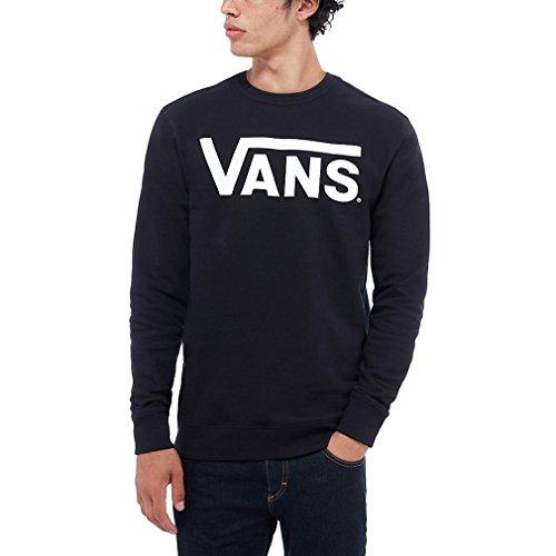 """Vans Classic Crew Neck Sweat """"Black"""" V00YX0Y28 from Vans"""