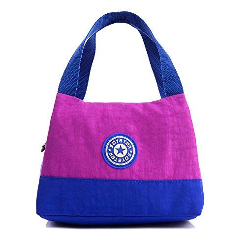 ST Fashion Canvas Leisure Casual High-Capacity Women's Shoulder - Colorful Handbags Coach