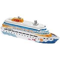 Diseño de barco de crucero 12 cm