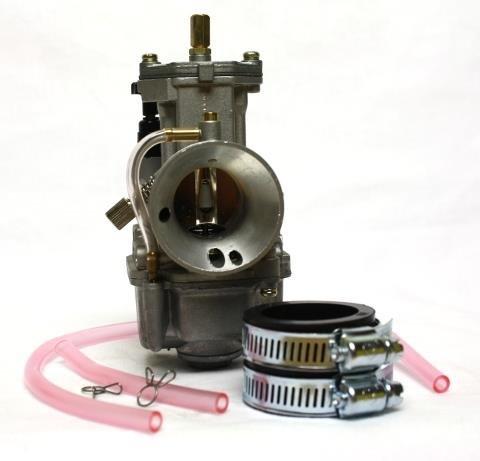 Vergaser Flachschieber Citomerx Racing 21 mm Luftfilter 49mm Stage6 Tuning Vergaser f/ür 70ccm Racing Zylinder Baugleich mit OKO Ansaugstutzen 35mm PWK