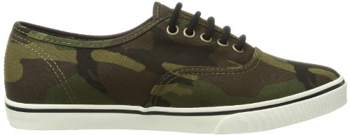 Vans Authentic Lo Pro, Unisex-Adults' Low-Top Trainers Military