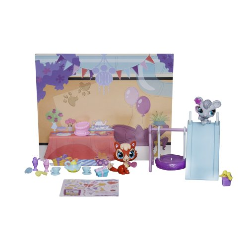Doll Angel Littlest (Littlest Pet Shop We Love to Party Themed Pack)
