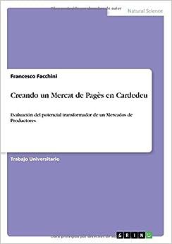 Book Creando un Mercat de Pagès en Cardedeu