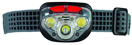 Energizer Vision HeadLight batteries included