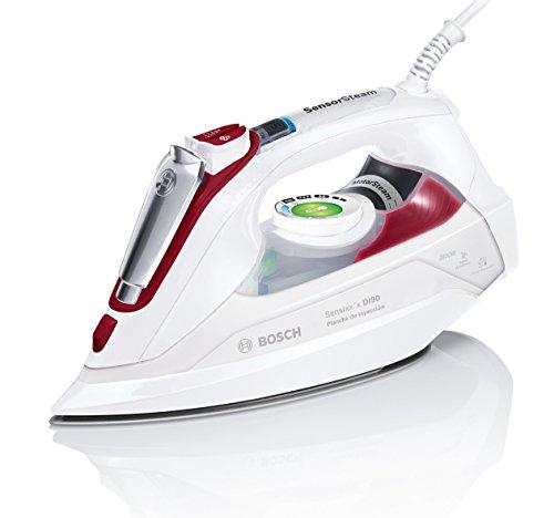 Bosch Sensixx'x DI90 - Plancha de inyección, 2800 W, color blanco