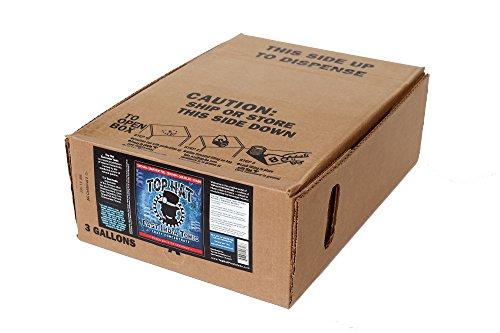 Top Hat Craft Tonic BIB - 3 gallon Bag in Box Soda Syrup (Tonic Syrup Soda)