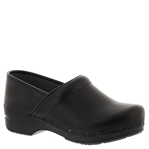 Dansko Women's Pro XP Mule, Black Box, 42 EU/11.5-12 M US