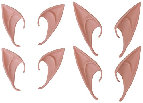 Iconikal Halloween Elf Ears, Fairy Cosplay Ears Made