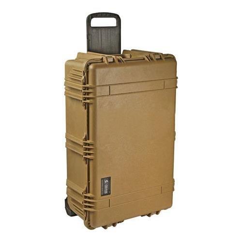 Pelican 1650 Watertight Wheeled Hard Case without Foam inser