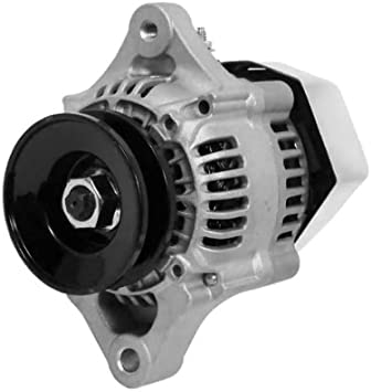 [SCHEMATICS_44OR]  Amazon.com: LActrical High Output 70 Amp Mini Denso style Alternator for  Chevy Street Rod Race Car 1 one wire Hookup system 70A: Automotive | Denso Mini Alternator Wiring Chevy |  | Amazon.com
