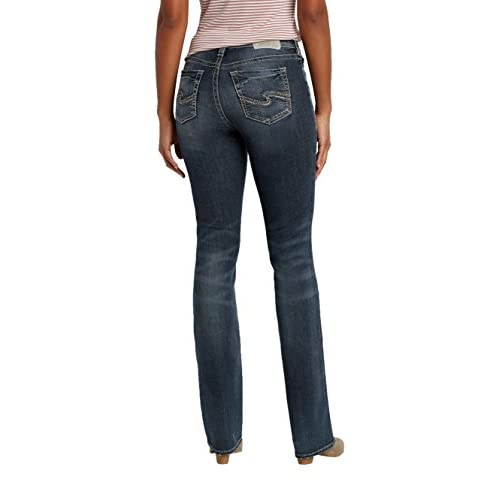 on sale Silver Jeans Co. Women's Silver Jeans Co. Suki Slim Boot ...
