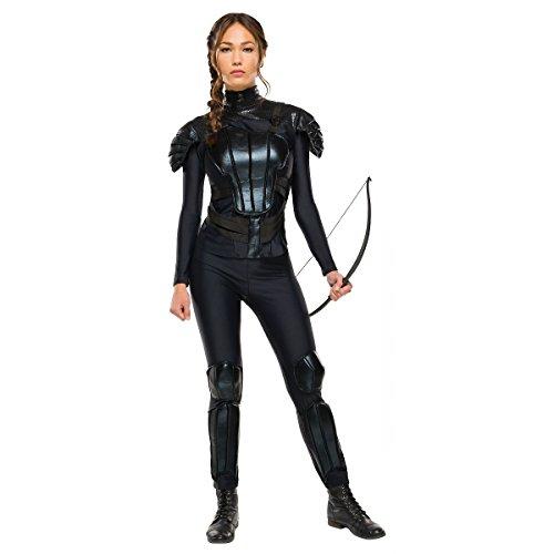 MutterMui Katniss Everdeen Costume Adult The Hunger Games Halloween Fancy Dress Large (Katniss Everdeen Halloween Costumes)