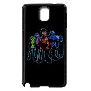 Teen Titans Samsung Galaxy Note 3 Cell Phone Case Black JNC67503