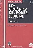 Ley Orgánica Del Poder Judicial: Contiene