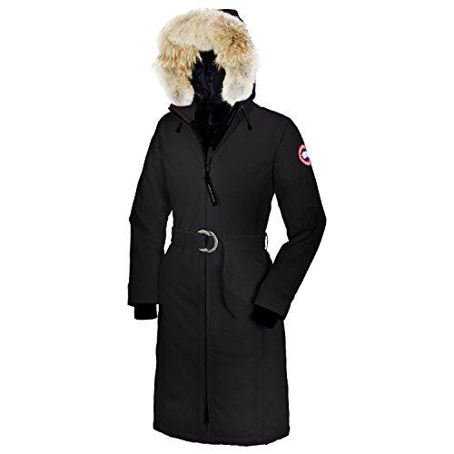 (Canada Goose Women's Whistler Parka,Black,Medium)