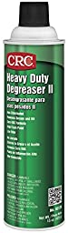 CRC Heavy Duty Degreaser II, 15 oz Aerosol Can, Clear/White