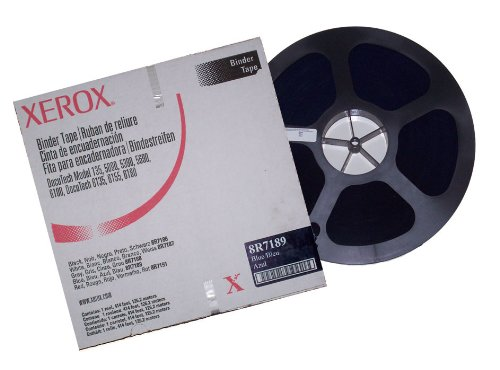 genuine-xerox-oem-docutech-115-135-5090-5390-5690-6100-6135-6155-6180-binder-tape-blue-8r7189