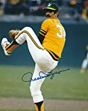 Autographed Rollie Fingers 8x10 Oakland A's Photo