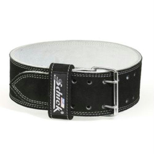 Schiek SSI-L6010-L Leather Competition Power Belt 35-41 Waist Large by Schiek