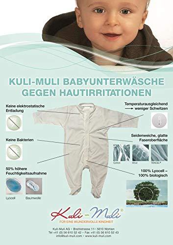wei/ß Kuli-Muli 4 Lyocell Body 1//4 Arm 86//92