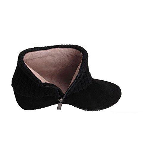 Autumn Bare Big Flat nine New And Inside Increase Boots The Bottom Short Yard KHSKX The The Woman Boots The Style The Thirty Winter Boots And Ankle Grind q0FRIwFOx5
