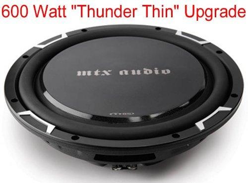 MTX CCOLC04C10AF ThunderForm Custom Enclosure Subwoofer