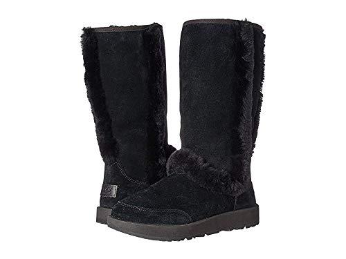 UGG Women's Sundance Waterproof Winter Boot Black 7.5 M - Ugg Designed Boots